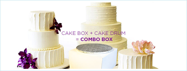 Combo Pack of Boxes and Drums