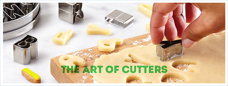 Fondant&Cookie Cutters