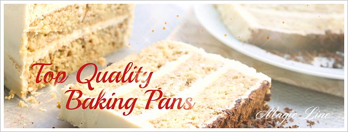 Magic Line Cake Pans