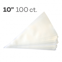"Piping Bags 10"", Pack of 100"