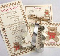 Teddy Bear Cookie Cutter