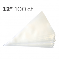 "Piping Bags 12"", Pack of 100"