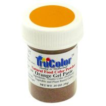 TruColor Natural Orange Gel Paste Color, 9g