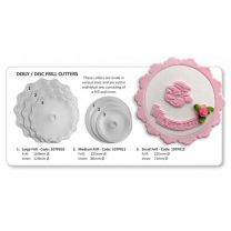 Small Frill (Doily 105 & Disc 71mm)