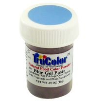 TruColor Natural Blue Gel Paste Color, 10g