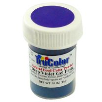 TruColor Natural Deep Violet Gel Paste Color, 8g
