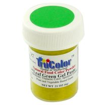 TruColor Natural Leaf Green Gel Paste Color, 6g