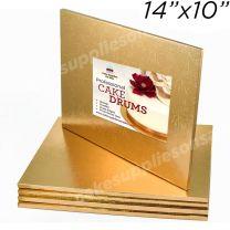 "14x10 Gold Drum 1/2"""