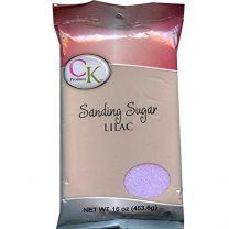 16 Oz Sanding Sugar - Lilac