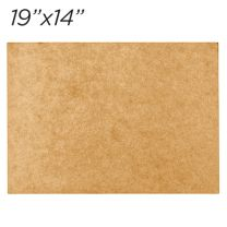 Masonite Cake Board 19x14 Rectangle