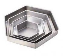 Hexagon Pan Set