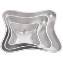 Pillow Pan 4pc w/Heating Core