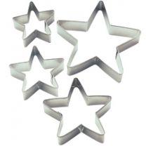Star Nesting Cutter 4 pc Set
