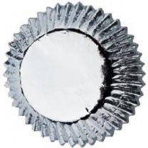 Silver Foil Standard Baking Cups, Count of 24