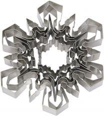 Snowflake Cutter Set 5 pc