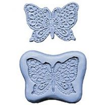 "Silicone Mold - 2 3/4"" Butterfly"