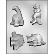 Dinosaur Choc Mold