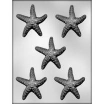 """3"""" Starfish Choc Mold"""