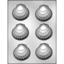 "3"" Shell Choc Mold"