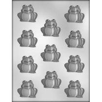 """1 5/8"""" Frog Choc Mold"""