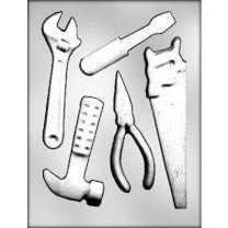 Carpenter Tool Choc Mold