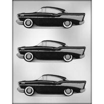 "6"" Vintage Car Choc Mold"