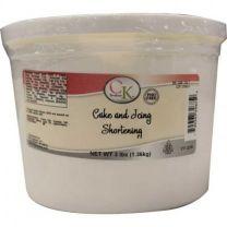 Cake & Icing Shortening 3#