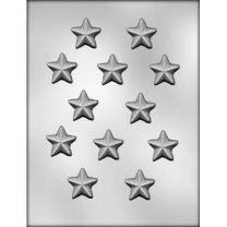 "1-3/8"" Star Choc Mold"