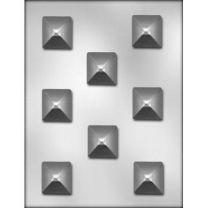 "1-1/2"" Pyramid Choc Mold"
