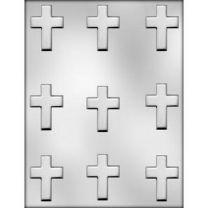 """2"""" Cross Choc Mold"""