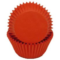 Red Mini Baking Cups, 500 ct.