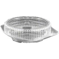 "8"" Shallow Pie Container, 25 ct"