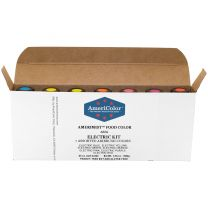 AmeriMist 0.65 Airbrush, 7 Color Electric Kit