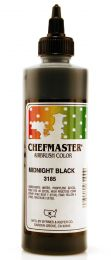 Chefmaster Midnight Black - 9 oz