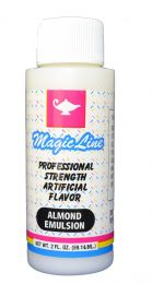Magic Line Almond Emulsion 2oz