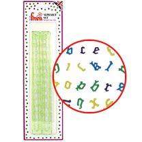 Alphabet lowercase Old English
