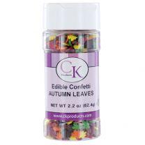 Autumn Leaf Sprinkles 2.2 oz