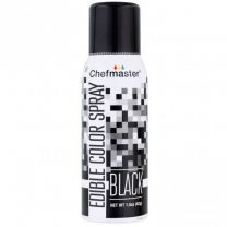 Edible Black Spray 1.5 oz.