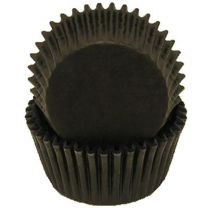 Black Mini Baking Cups, 500 ct.