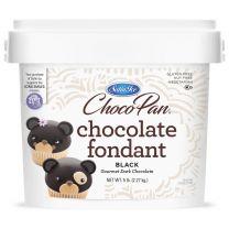 ChocoPan Black Covering Chocolate 5#