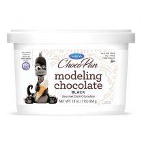 ChocoPan Black Modeling Chocolate 1#