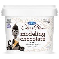ChocoPan Black Modeling Chocolate 5#