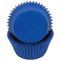 Blue Mini Baking Cups, 500 ct.