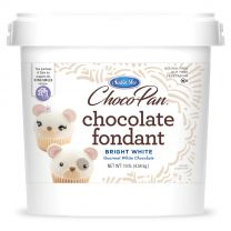 ChocoPan Bright White Covering Chocolate 10#