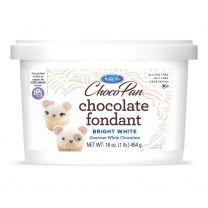ChocoPan Bright White Covering Chocolate 1#