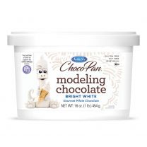 ChocoPan Bright White Modeling Chocolate 1#