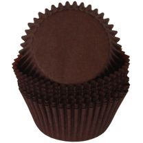 Brown Candy Cups #105