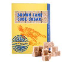 Brown Sugar Cubes 500g.