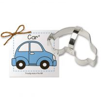 Car Cookie and Fondant Cutter