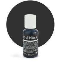 Liqua-Gel Food Color Coal Black .70 oz